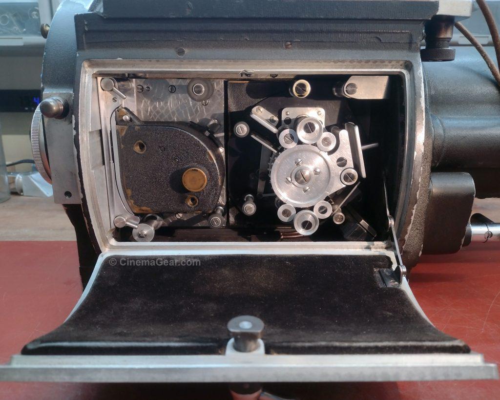 Twentieth Century Fox Cine Simplex Camera and Accessories
